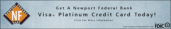 Newport Federal Bank Credit Card Promo